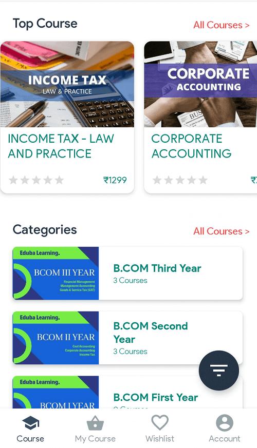 Android App Eduba